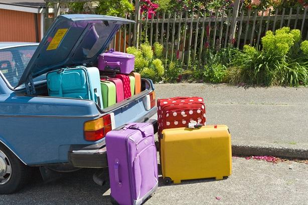 Scape Travel, qué hacer con el equipaje si viajas a pie o en bici
