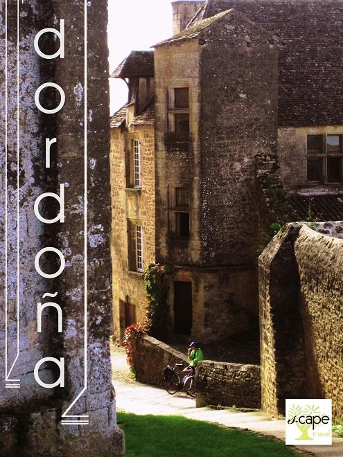 Escena de Dordogne en un viaje con S-cape Travel