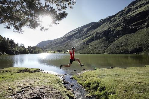 Carrera de ultra distancia Desafío Somiedo