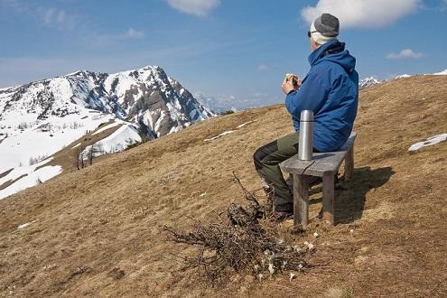 S-cape Travel, elviajero independiente. Alimentación en la montaña