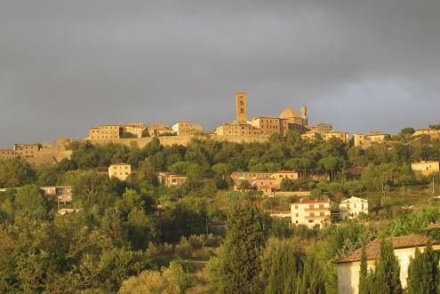 Recorrido por Italia en bici con S-cape Travel. Volterra