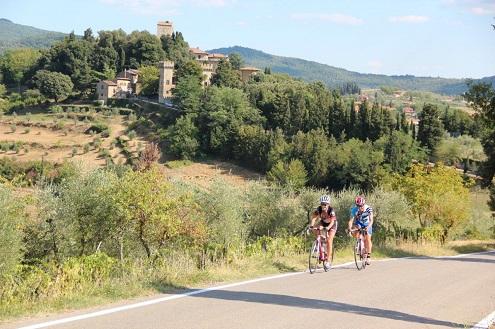 Ruta en bici por la Toscana con S-cape Travel