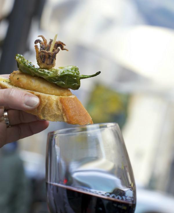 gastronomía en San Sebastián