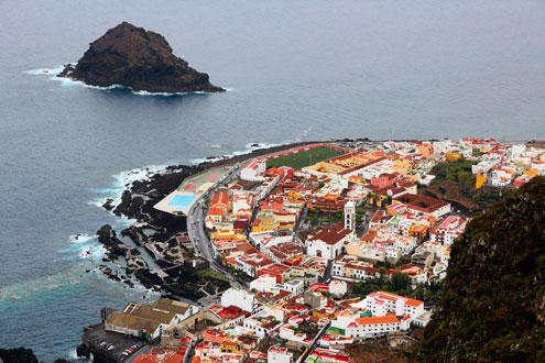 Turismo activo en Garachico, Tenerife
