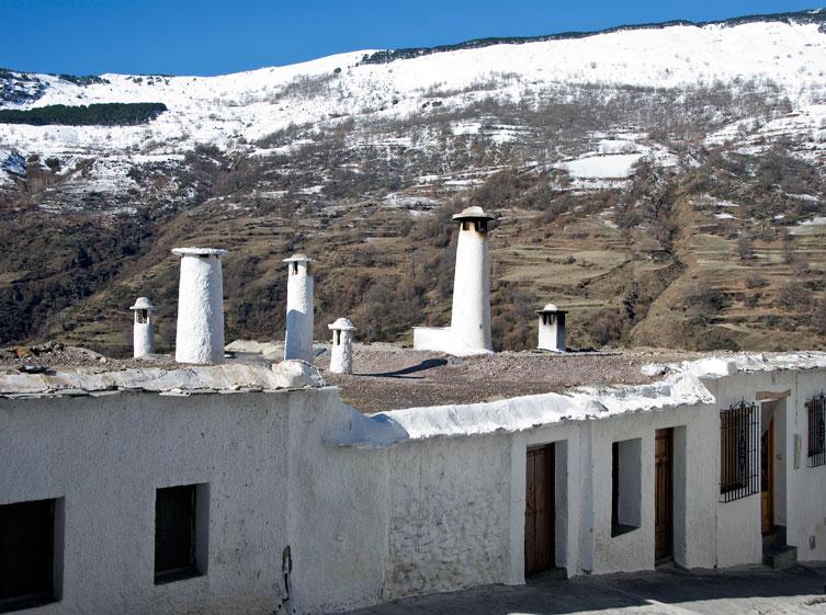 La Alpujarra granadina y Sierra Nevada