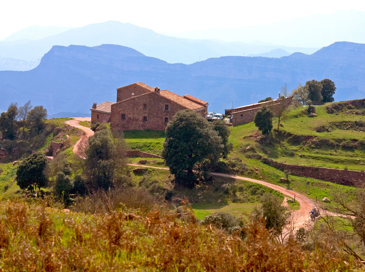 Vía Verde del Carrilet, Garrotxa, Catalunya