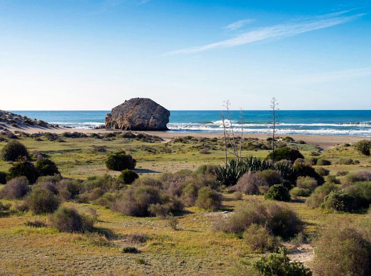 Las playas de Cabo de Gata entre las siete maravillas de la naturaleza