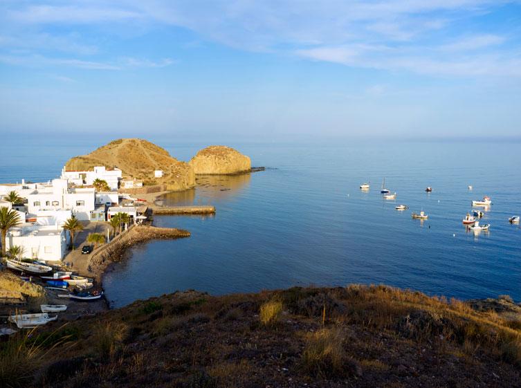 La costa de Almería, maravilla natural