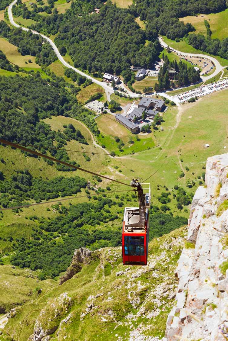 Fuente Dé, maravilla en los Picos de Europa