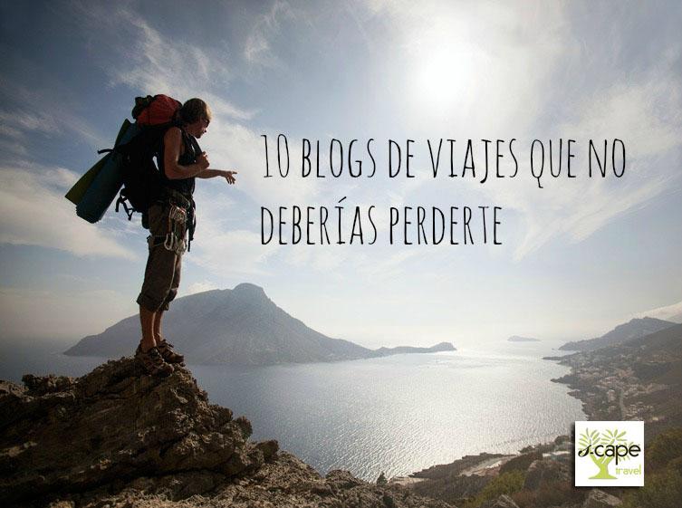 Blogs de viajes que no deberías perderte