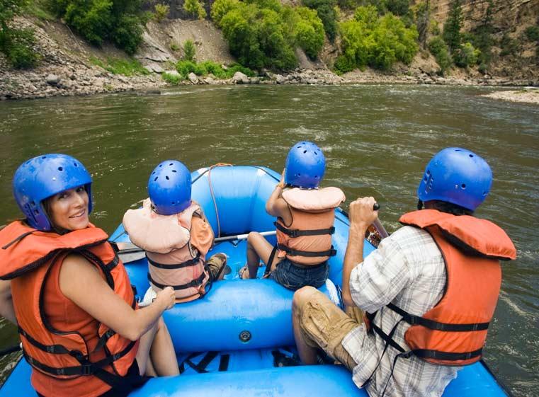 Rafting en la Noguera Pallaresa