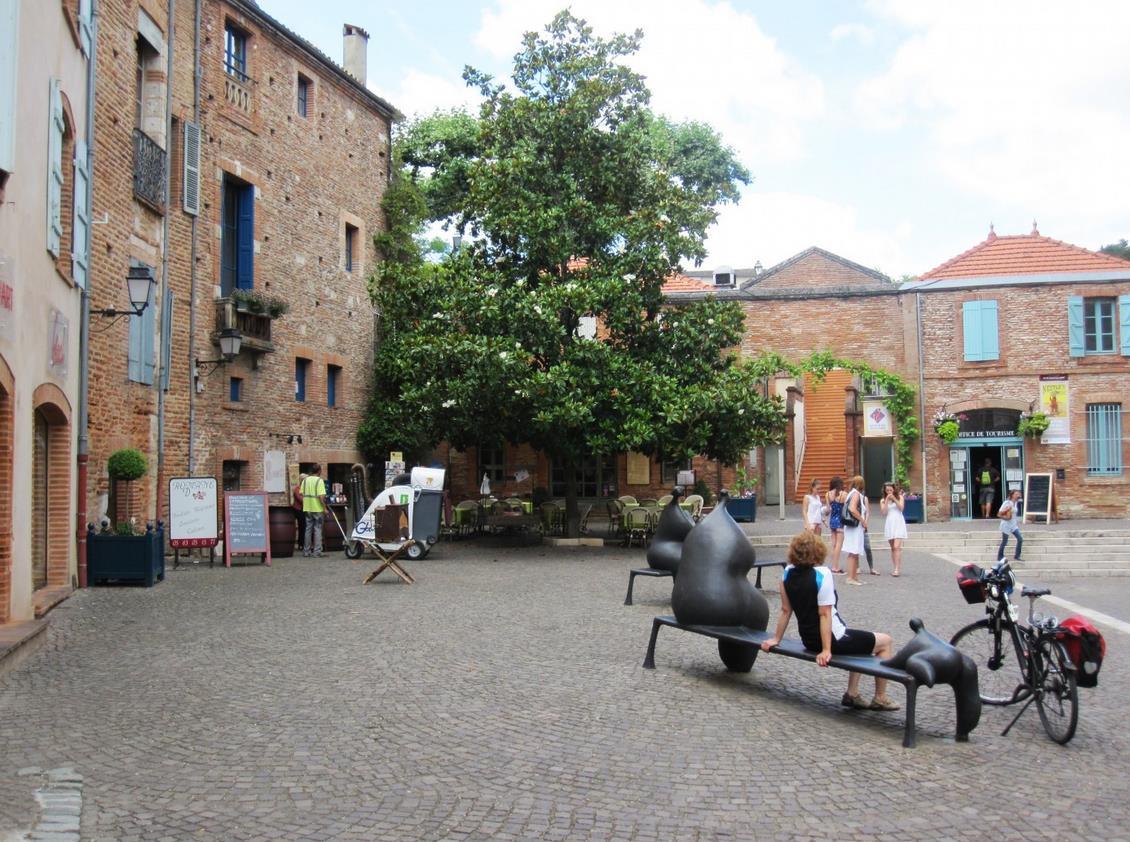 Pueblos en el Canal de La Garna