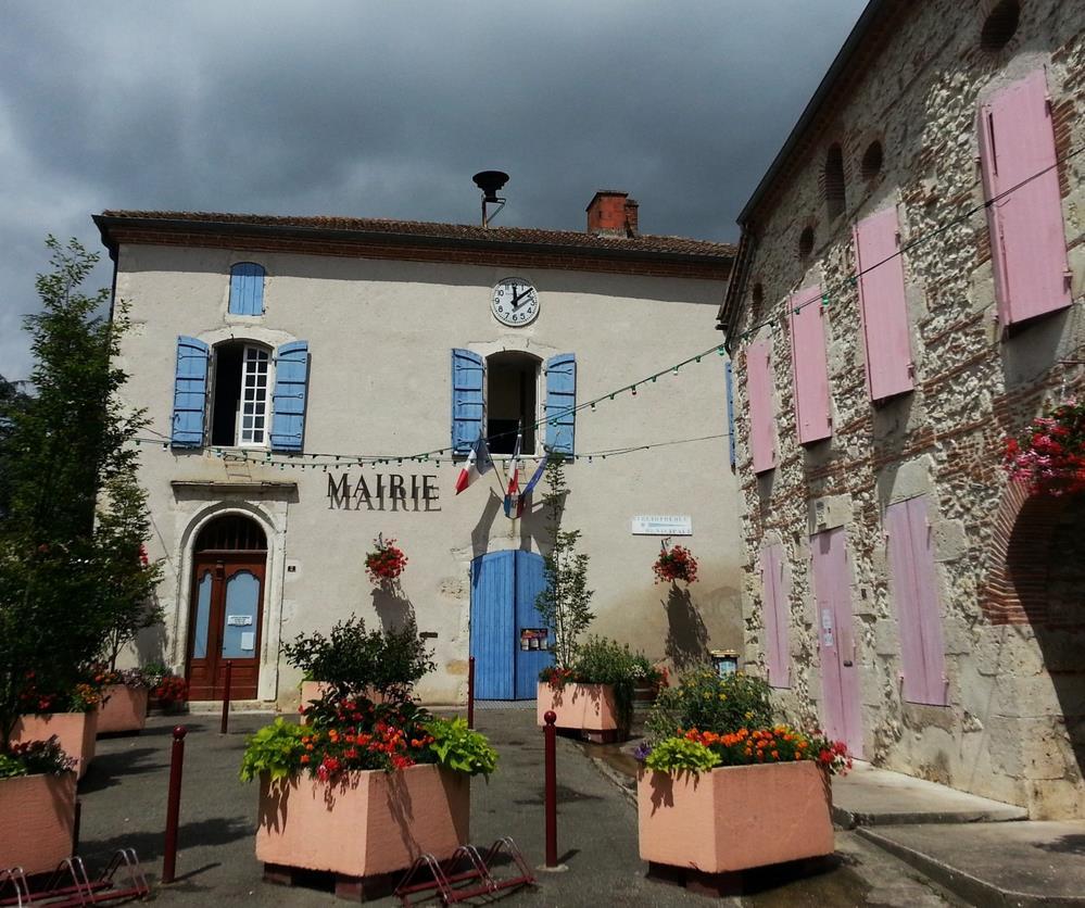 alojamiento familiar en La Garona