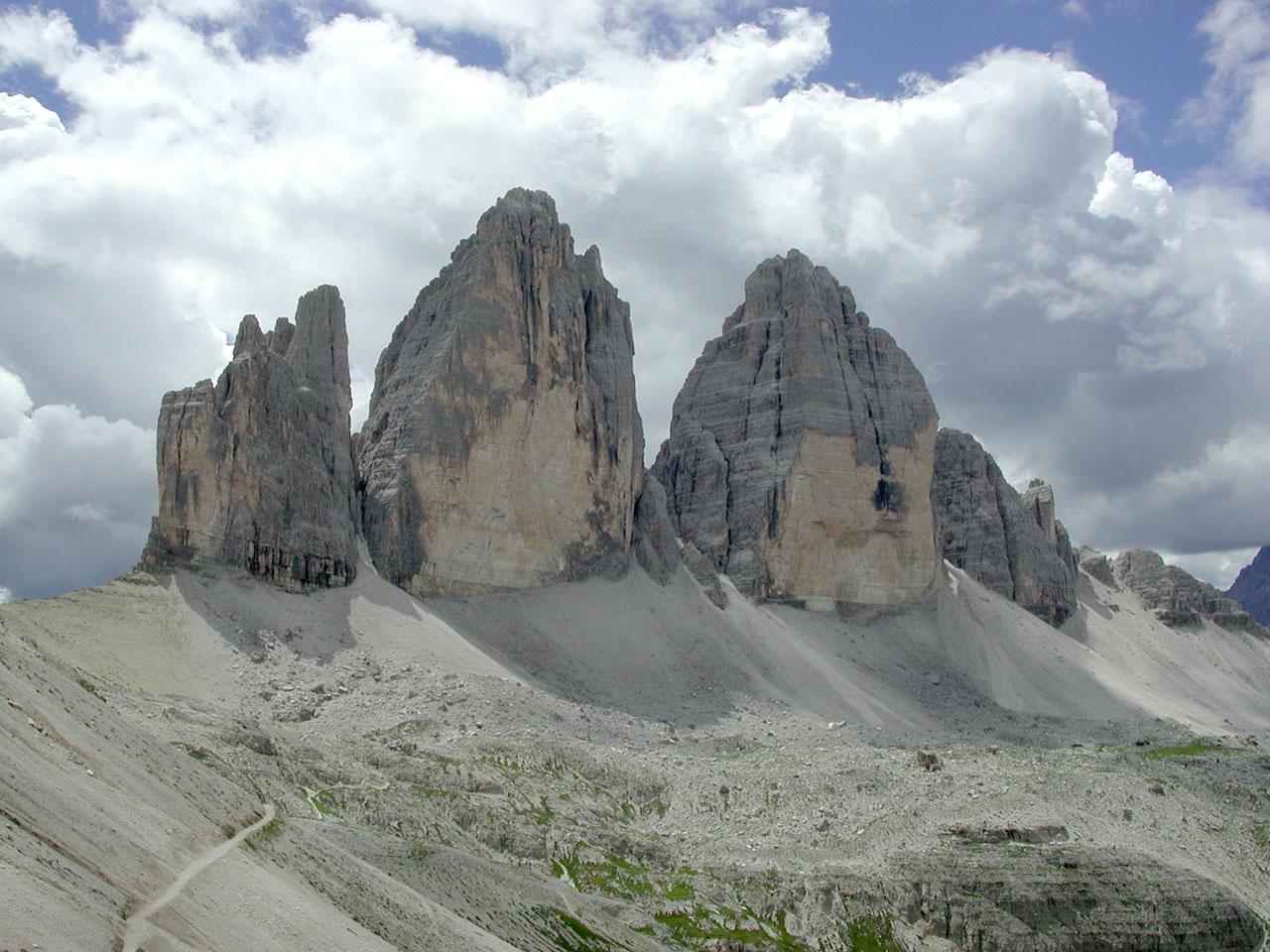 Pico-Drei-zinnen-en-dolomitas
