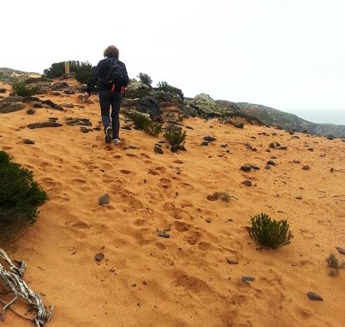 Scape travel- senderismo en el Algarve