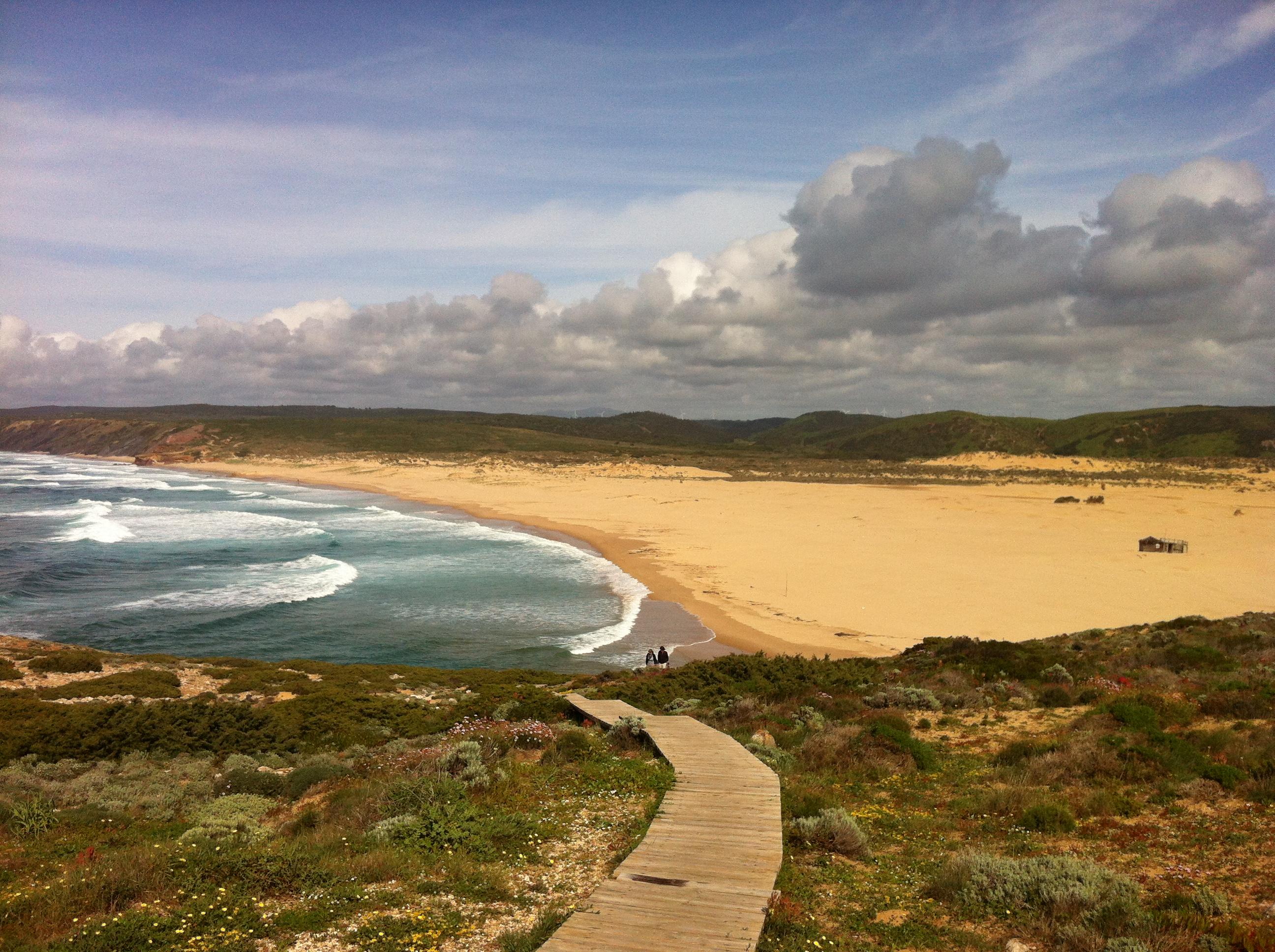 Playa de Carrapateira