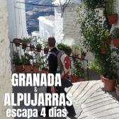 Granada & Alpujarras escapada